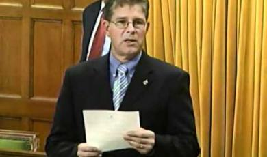 Embedded thumbnail for Canadian House of Commons Motion
